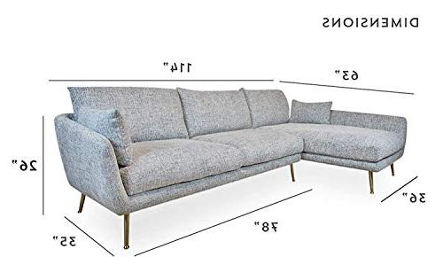 Edloe Modern Sofa Left