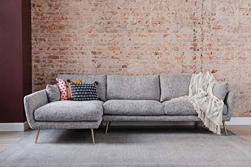 modern sectional sofa right facing