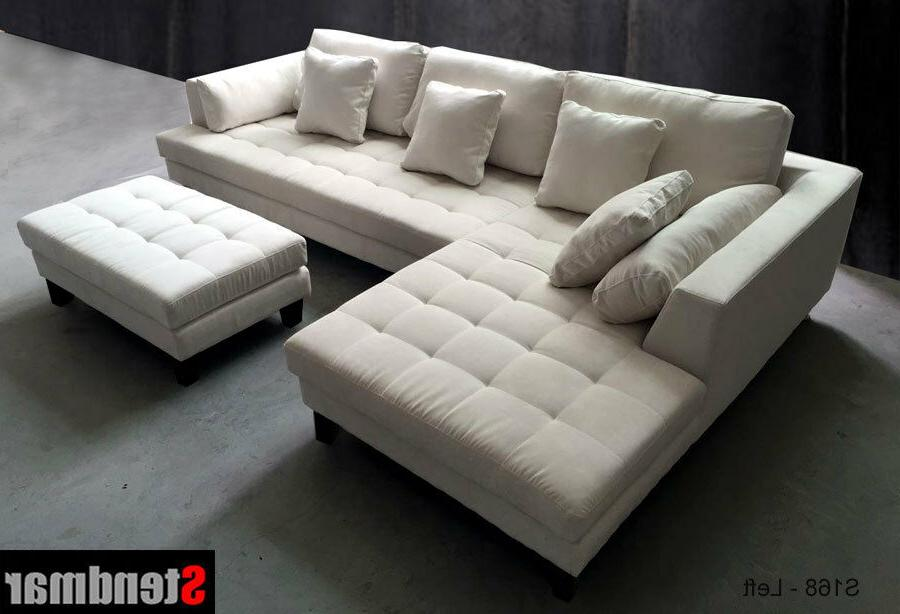 3PC MODERN SECTIONAL SOFA