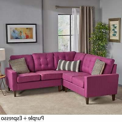 Nasir 3-piece Sectional by