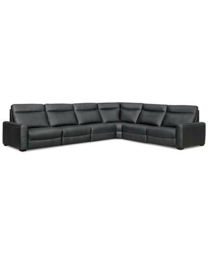 New Leather Recliners