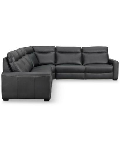 New Sectional Sofa 3 Power Recliners