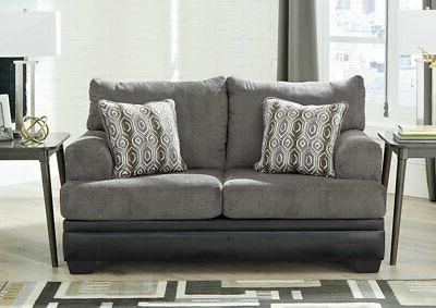 NEW Room Fabric Faux Leather Set