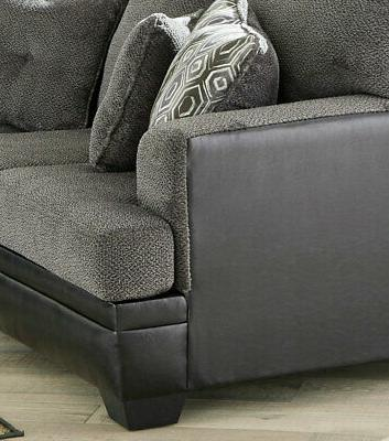 NEW Room Faux Sofa Couch Set