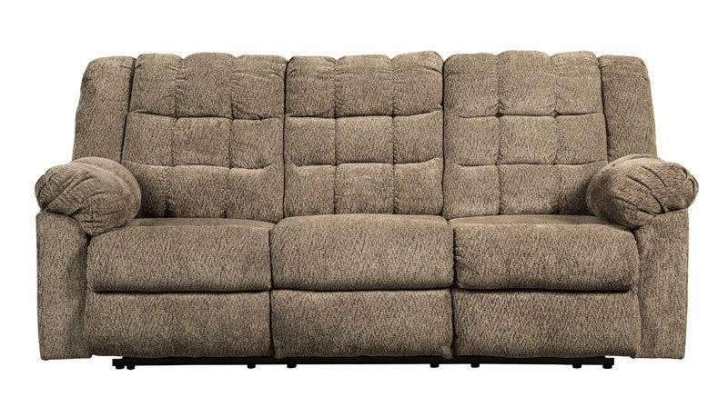 NEW MILLER Room Sectional Furniture LIGHT Fabric Reclining
