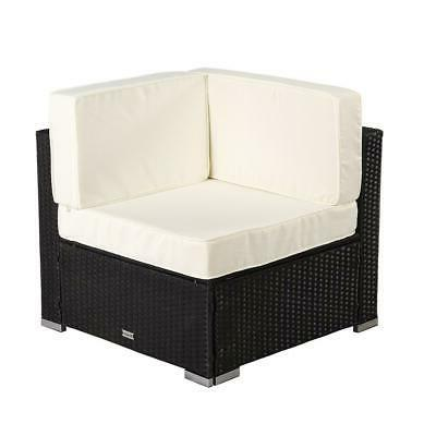 new outdoor patio sectional furniture pe wicker