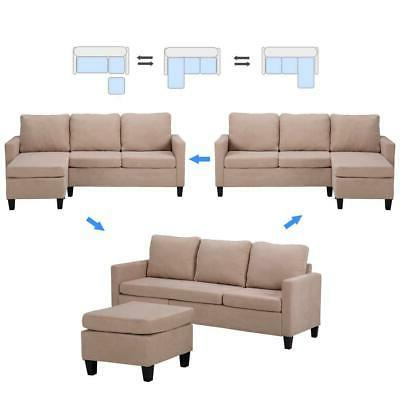 New Couch Small Space Beige