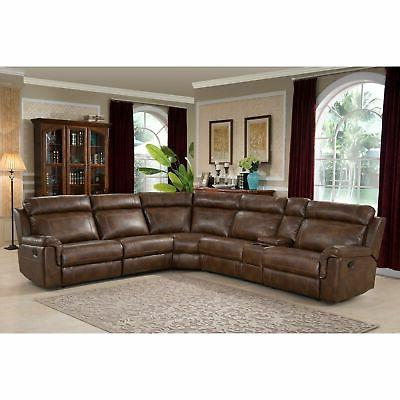 Nicole Reclining Sectional