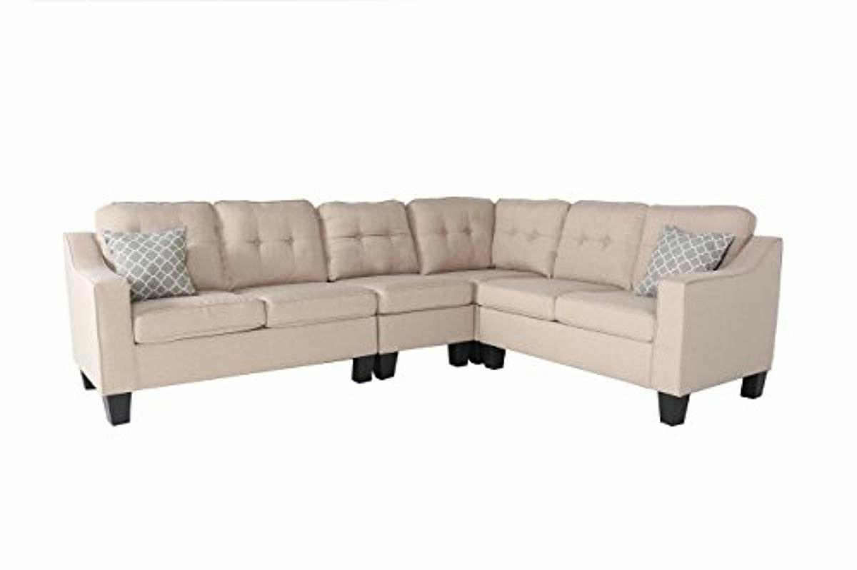Oliver and Smith Sectional