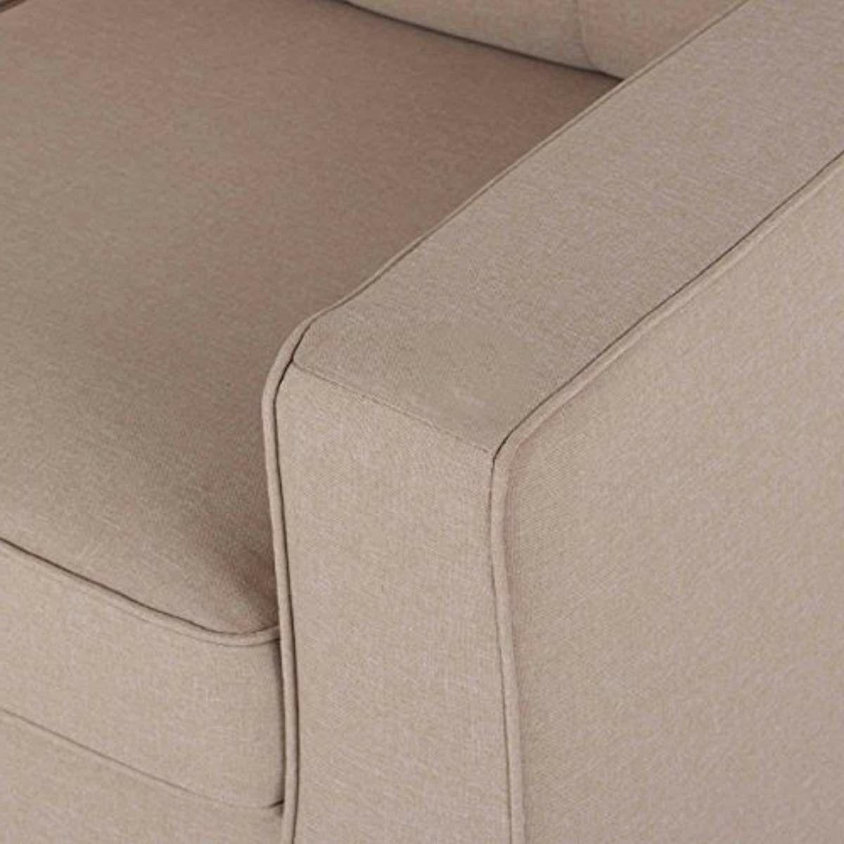 Oliver Smith Sectional Sofa, Beige