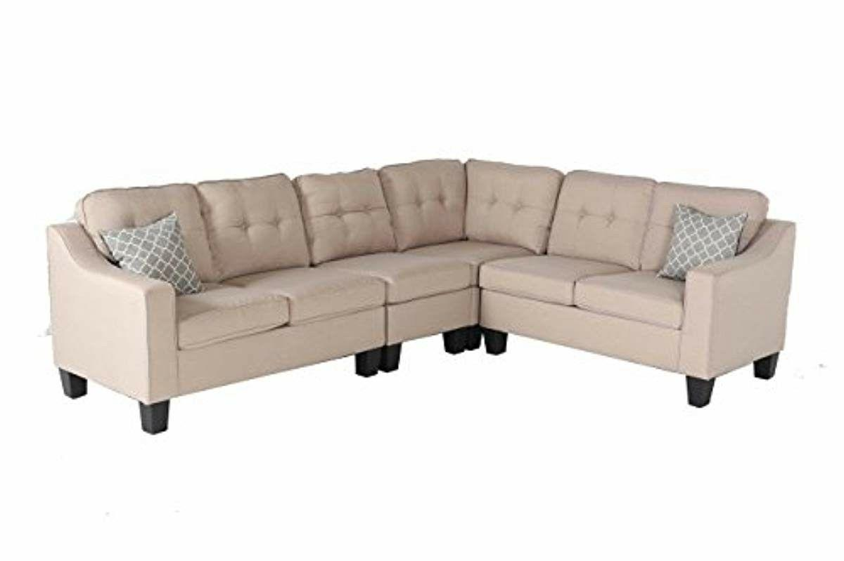 oliver and smith fur s295lightbeige prime sectional