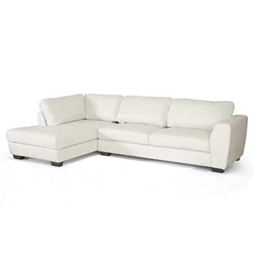 orland leather modern sectional sofa