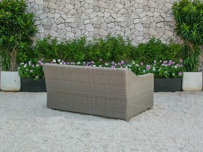 Outdoor Wicker Sofa Set 2 Renava