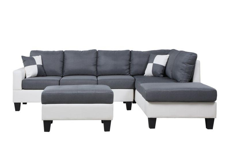 Plushy Sofa 4PC