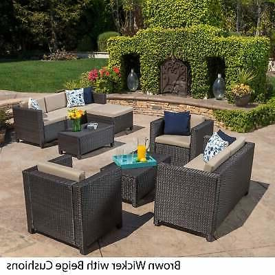 Puerta Outdoor Sectional Sofa