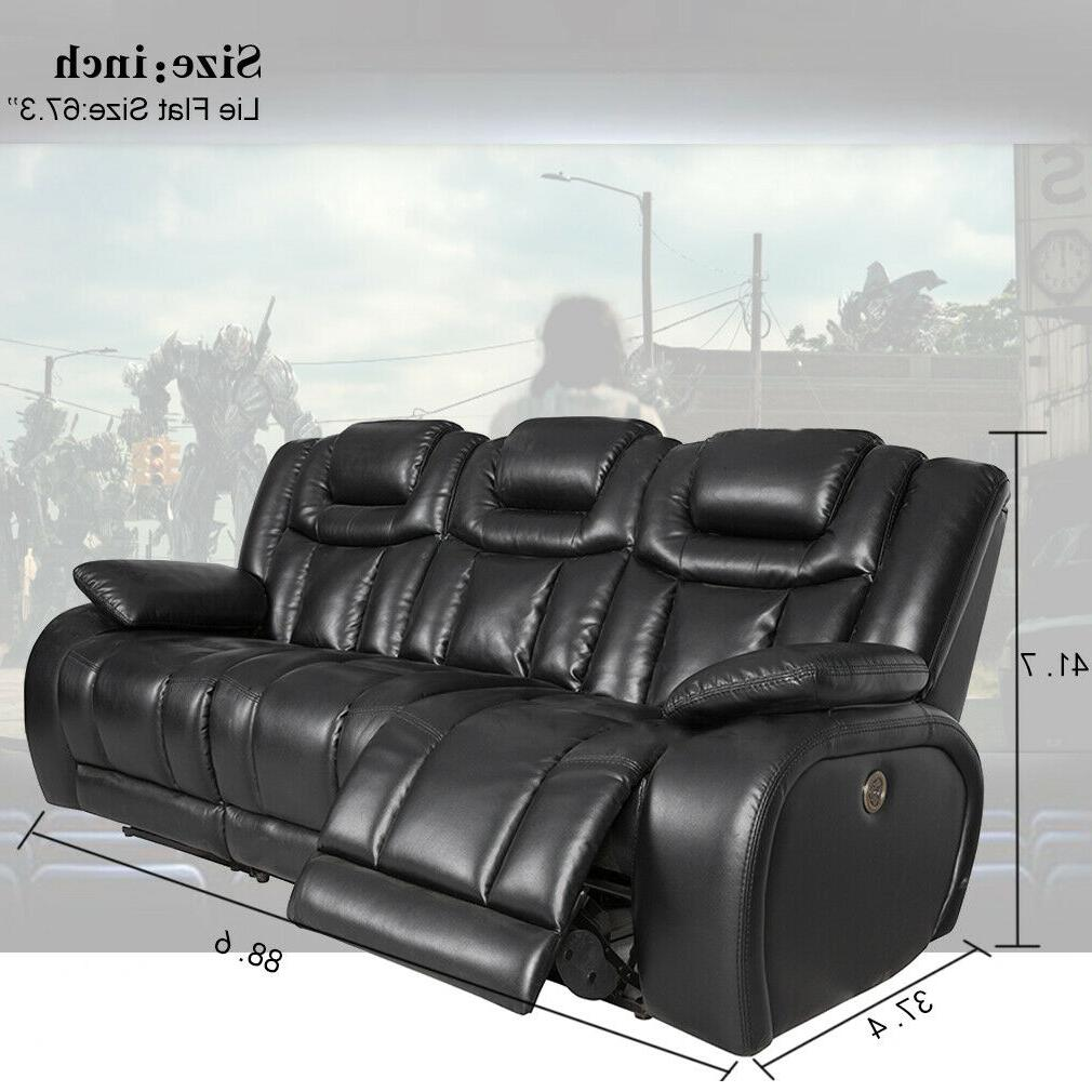 Reclining Seating Power Sofa Recliner Sectional Sofa