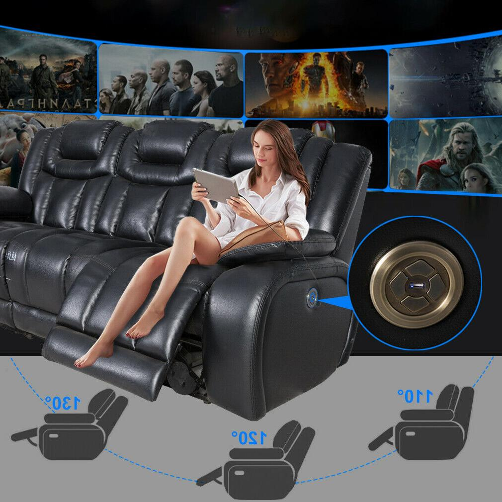 Reclining Theater Seating Sofa Theater Recliner