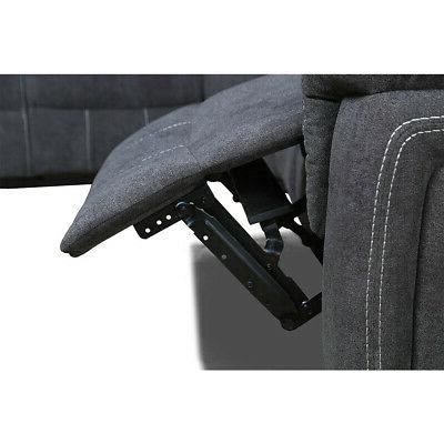 Sofa Motion Grey Modular Sofa