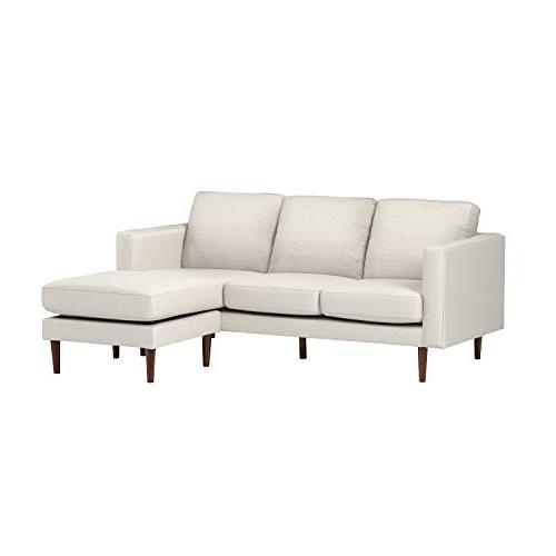 revolve modern reversible chaise sectional
