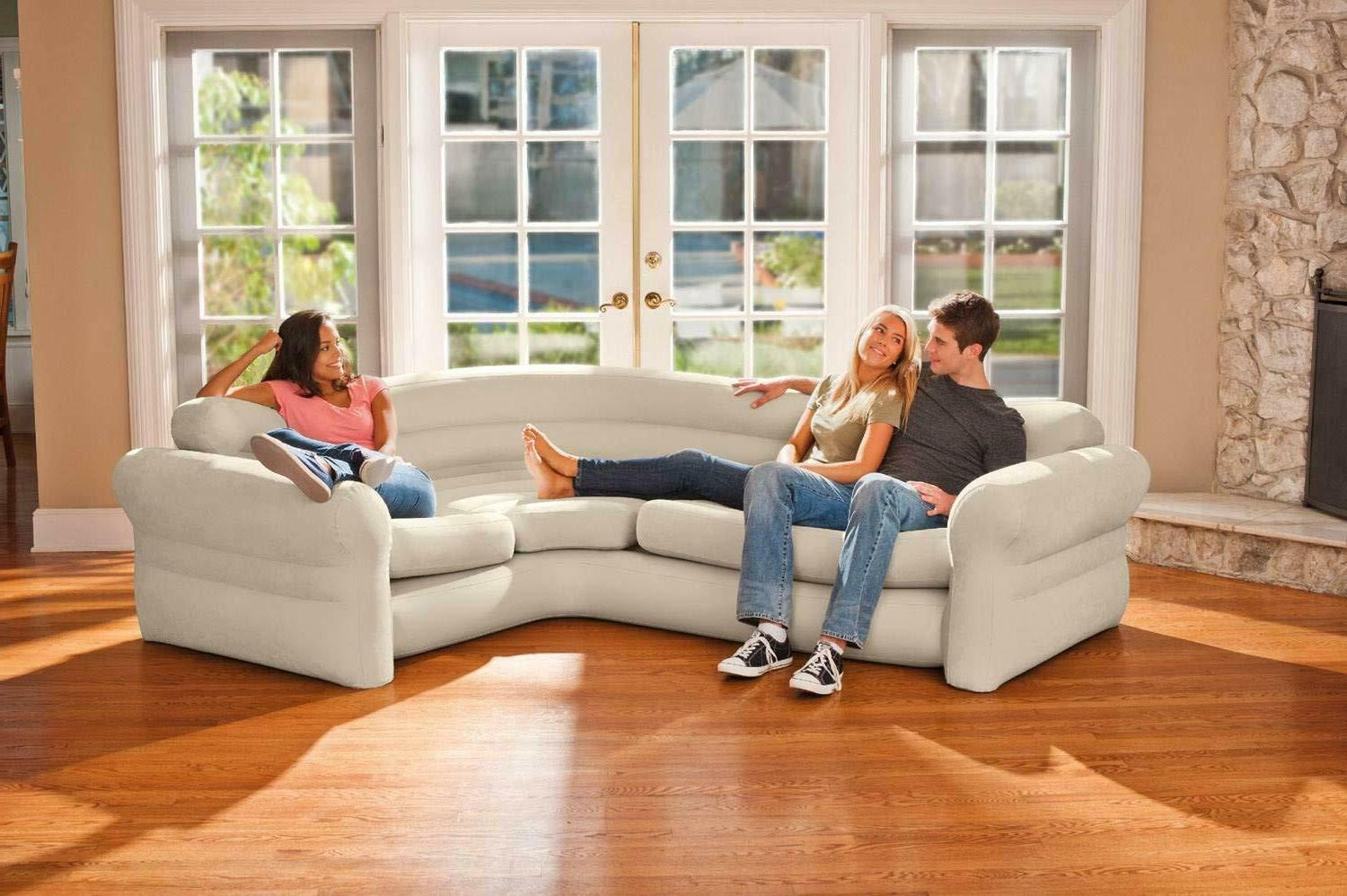 Futon Bed Couch Sofa Sectional Room Loveseat