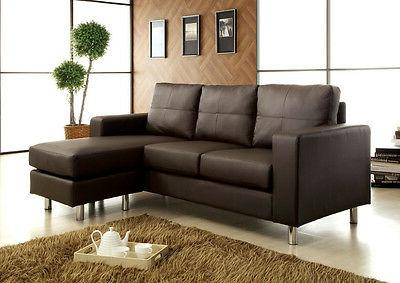 Sectional Sofa Living Leather