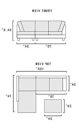 Sectional Sofas Leather Rivet Love