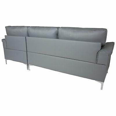 Flash Sectional Chaise BT-S8375-SFCHSE-GRY-GG