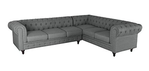 shonda fabric upholstered button tufted