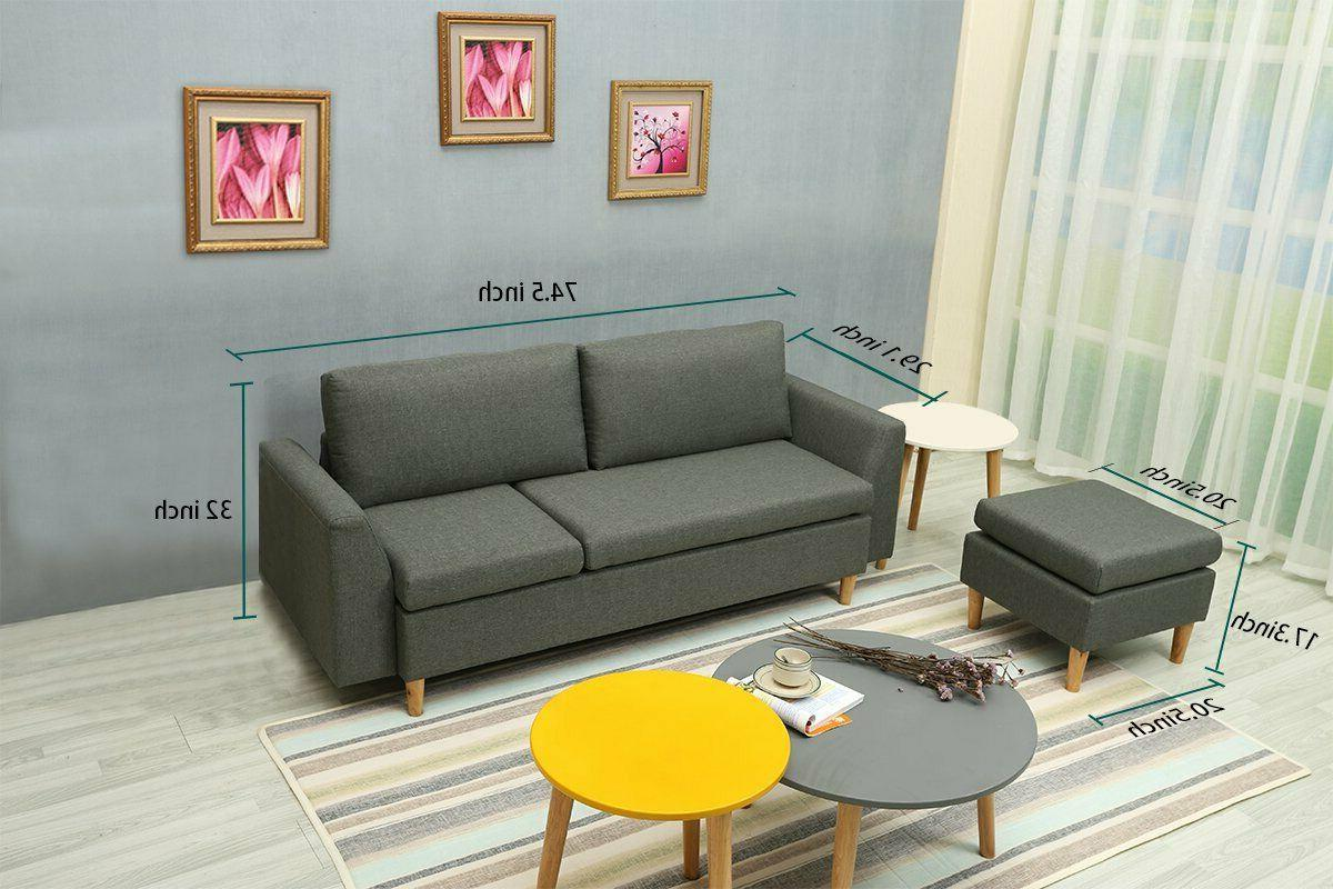 Admirable Small Sectional Sofa L Shaped Couch With Reversible Chaise Cjindustries Chair Design For Home Cjindustriesco