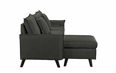 Small w/ Chaise Sectional Couch,