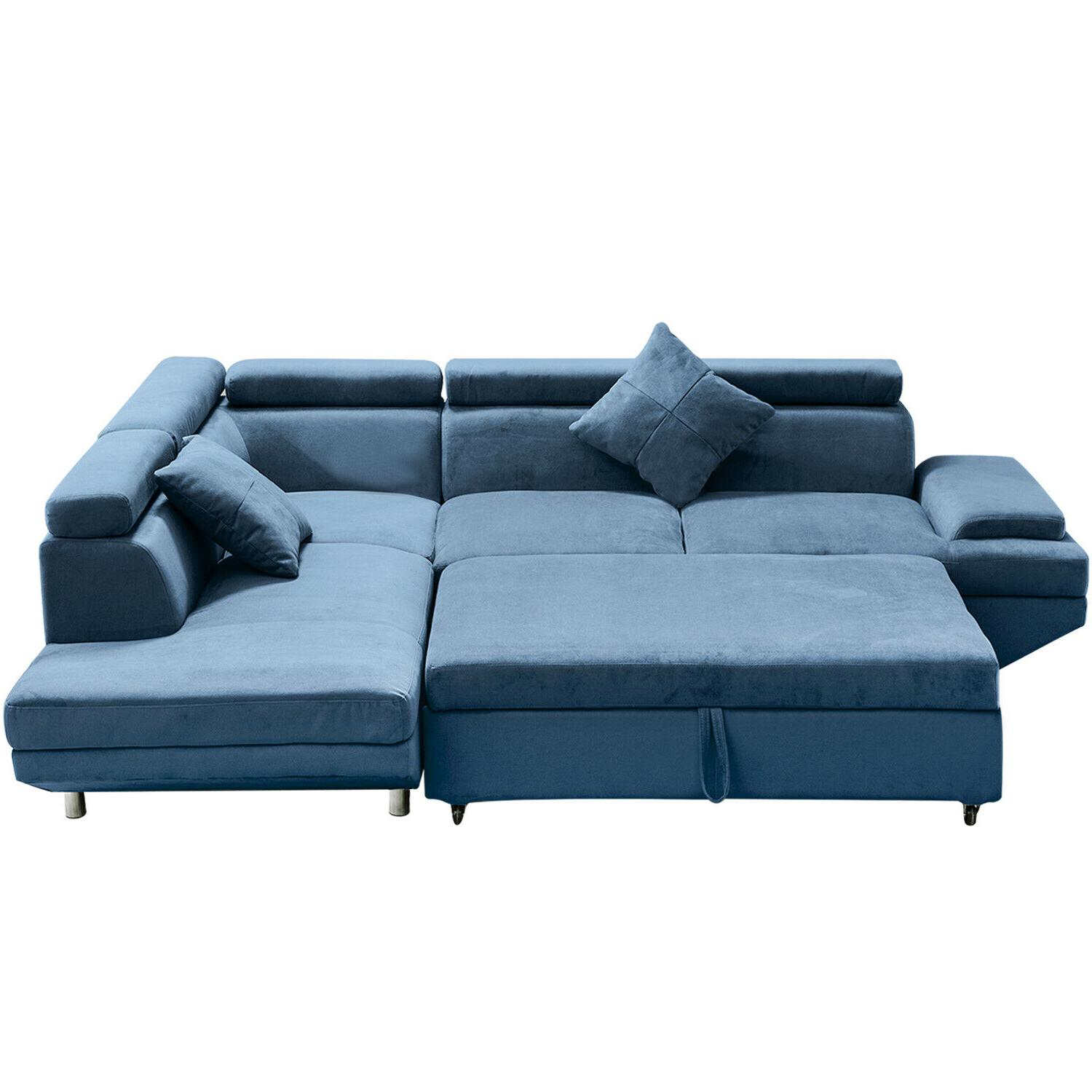 Sofa Bed Sectional Futon