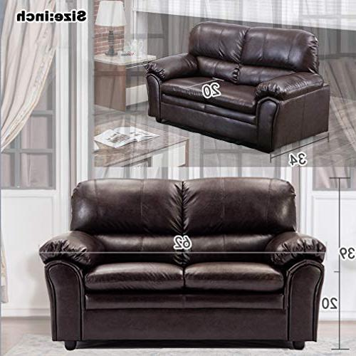 Sofa Loveseat Sofa Couch for Living Furniture 2 Futon