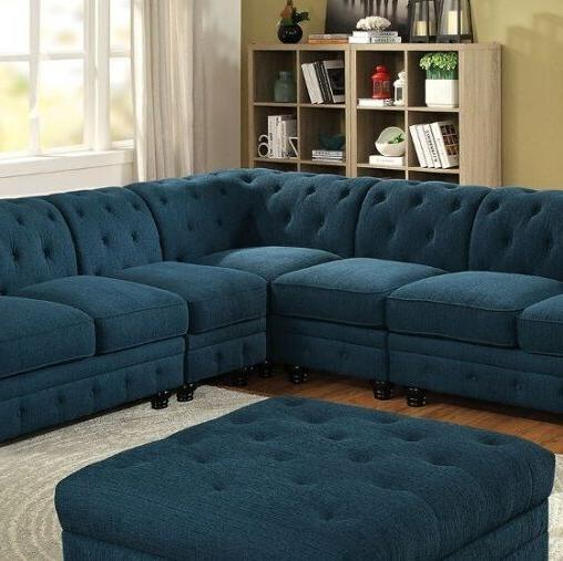 Stunning Sectionals Tufted