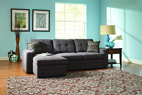 Storage Sofa Pull-Out-Bed