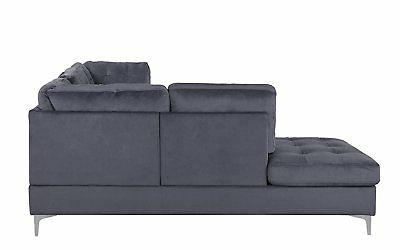Sectional Sofa Living L-Shape