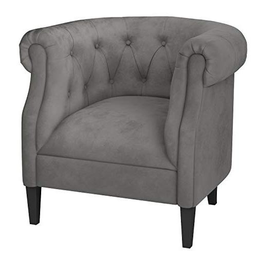 westcott curved tufted rolled arm