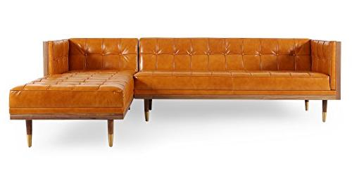 woodrow midcentury modern sofa sectional