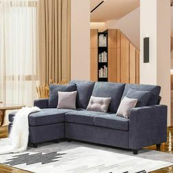 new dark gray sectional sofa l shaped