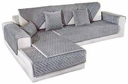 ostepdecor sofa cover quilted sectional couch covers