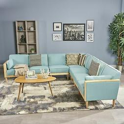 Pembroke 7-Piece Sectional Sofa Set by Christopher Knight Ho