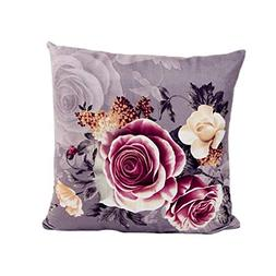 Byyong Printing Pillow Dyeing Peony Sofa Bed Home Decor Pill