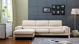 Container Furniture Direct Quinn Collection Mid-Century Upho