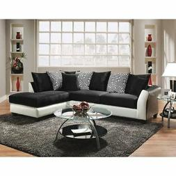 "FLASH FURNITURE RS-4174-02SEC-GG Sectional, 34"" to 75"" x 37"""