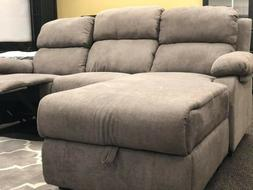 Sectional Couch Sofa Wide Seats Reclining For Living Room Co