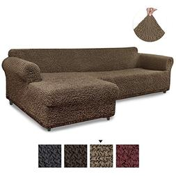 Sectional Sofa Cover - Sectional Couch Covers - L Couch Cove