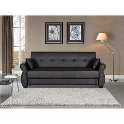 Lifestyle Solutions Serta Ainsley Convertible Sofa Bed