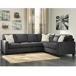 Signature Design by Ashley Alenya 3-Piece LAF Sofa Sectional