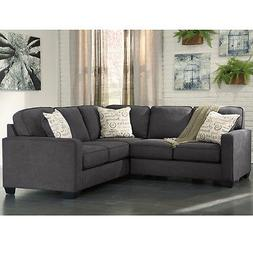 SIGNATURE DESIGN BY ASHLEY ALENYA 2-PIECE SOFA SECTIONAL IN