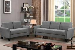 Sofa Recliner Set Reclining Chair Sectional Love Seat Living