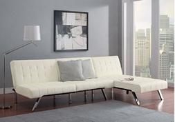 Sofa Set Sleeper Convertible Sectional Futon Chaise Lounge F